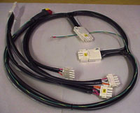 MIL-SPEC, Fiber Optic and specialty harnesses